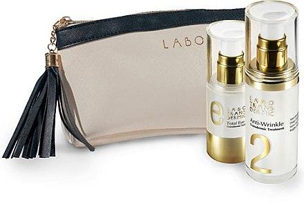 Набор в подарок, при покупке сыворотки для лица 5 ультра-эффектов от Labo Transdermic