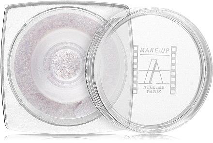 Пудра рассыпчатая мерцающая - Make-Up Atelier Paris Star Light Powder — фото N1
