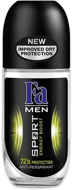 Дезодорант-антиперспирант - Fa Men Sport Energy Boost