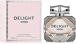 Духи, Парфюмерия, косметика Arqus Delight Woody - Парфюмированная вода
