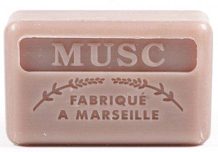 "Марсельское мыло ""Мускус"" - Foufour Savonnette Marseillaise Musc"