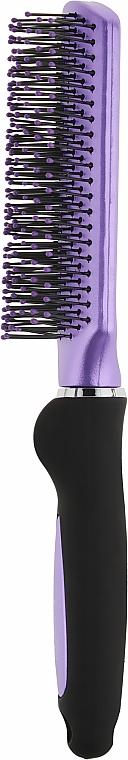 Гребінець для волосся, 7137 - Reed Purple — фото N2