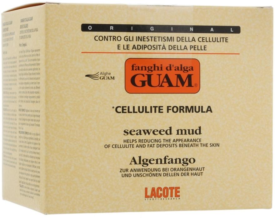 Антицеллюлитная маска - Guam Fanghi d'Alga Seaweed Mud Algenfango