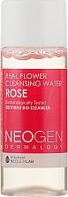Духи, Парфюмерия, косметика Очищающая вода с лепестками розы - Neogen Dermalogy Real Flower Cleansing Water Rose