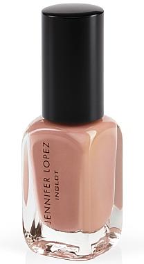 Дышащая эмаль для ногтей - Inglot Jennifer Lopez O2m Breathable Nail Enamel