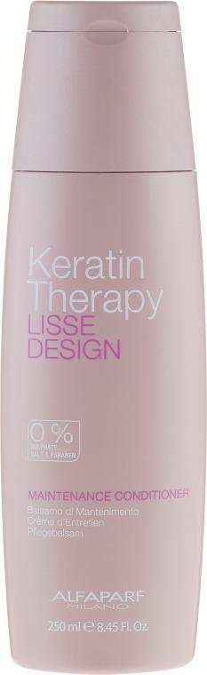 Кератиновый кондиционер - Alfaparf Lisse Design Keratin Therapy Maintenance Conditioner
