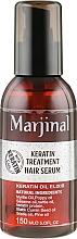Духи, Парфюмерия, косметика Сыворотка для волос с кератином - Marjinal Keratin Treatment Hair Serum