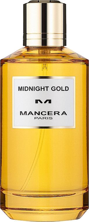 Mancera Midnight Gold - Парфюмированная вода