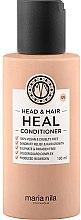 Духи, Парфюмерия, косметика Кондиционер для волос от перхоти - Maria Nila Head & Hair Heal Conditioner