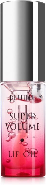 Масло с эффектом объемных губ, ухаживающее - Petitfee&Koelf Super Volume Lip Oil