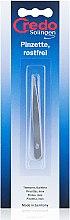 Духи, Парфюмерия, косметика Профессиональный пинцет 9 см, 15510 - Credo Solingen Tweezers