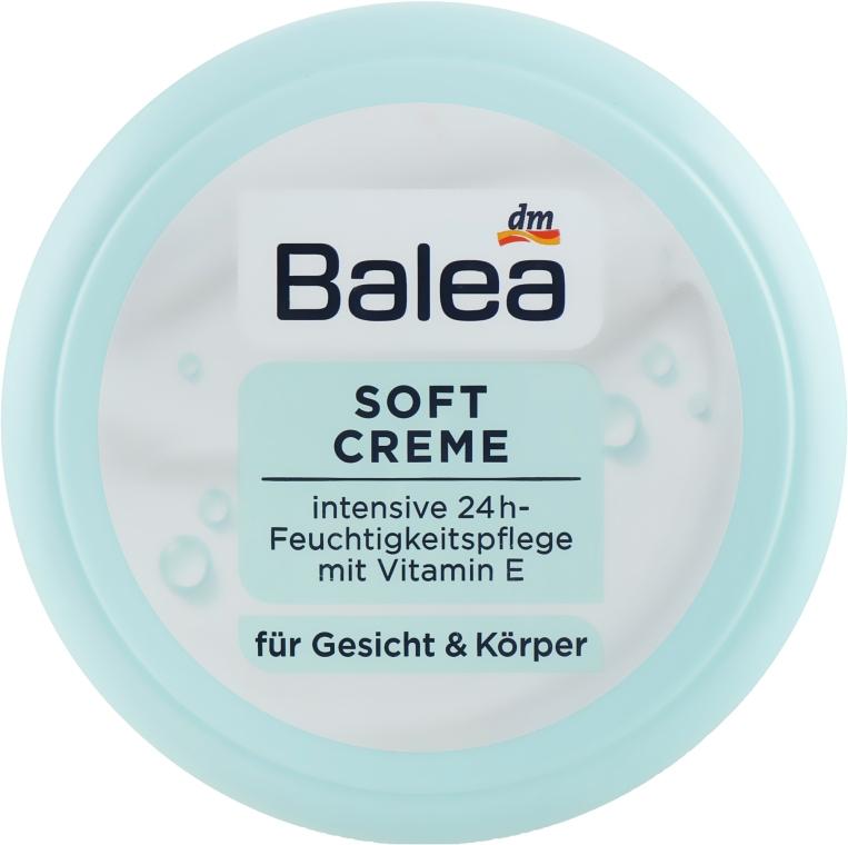 Крем для тела смягчающий - Balea Soft Creme