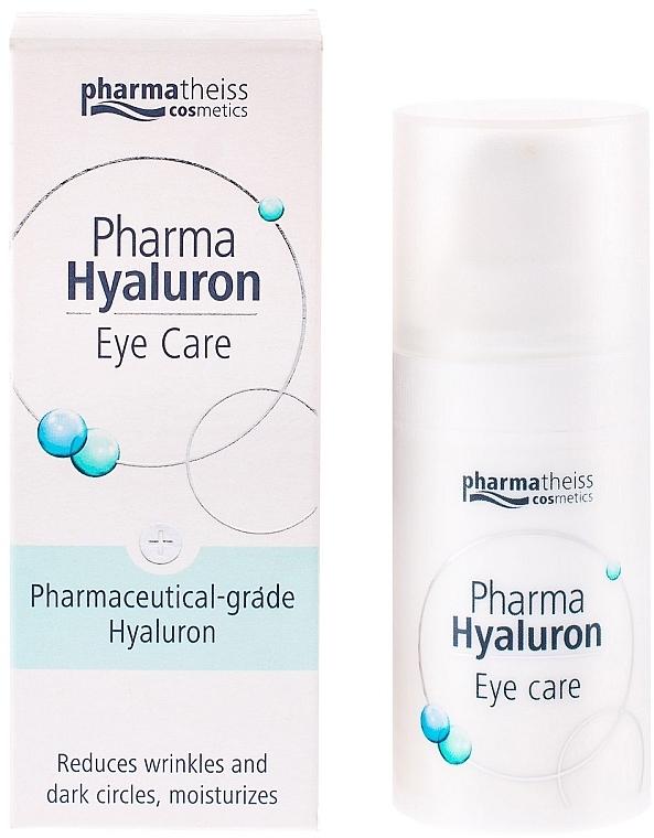 Крем-уход для кожи вокруг глаз - Pharma Hyaluron Pharmatheiss Cosmetics Eye Care