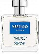 Парфумерія, косметика Carlo Bossi Vertigo Blue - Парфумована вода