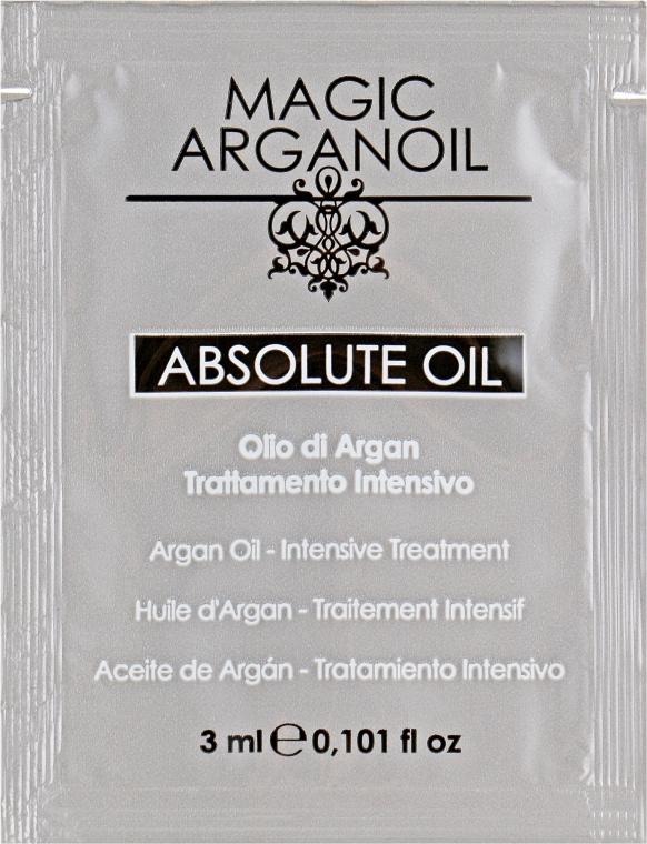 Масло для интенсивного лечения волос - Nook Magic Arganoil Absolute Oil (пробник)
