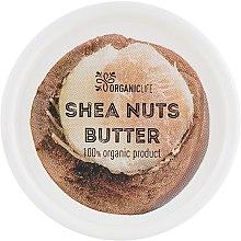 Духи, Парфюмерия, косметика Органическое масло ши - Organic Life Shea Nuts Butter