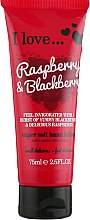 Духи, Парфюмерия, косметика Смягчающий лосьон для рук - I Love... Raspberry & Blackberry Super Soft Hand Lotion