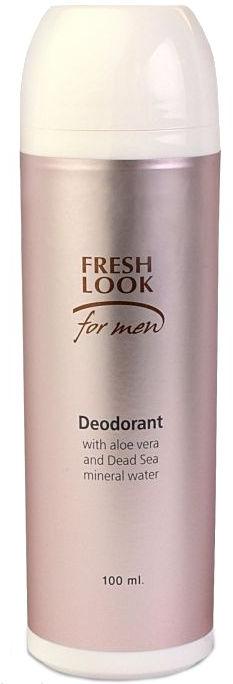 Крем-дезодорант - Fresh Look Deodorant For Men