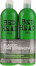 Набір - Tigi Bed Head Elasticate (sh/750ml + cond/750ml) — фото N1
