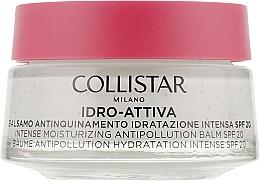 Духи, Парфюмерия, косметика Увлажняющий крем для лица - Collistar Intense Moisturizing Antipollution Balm SPF20