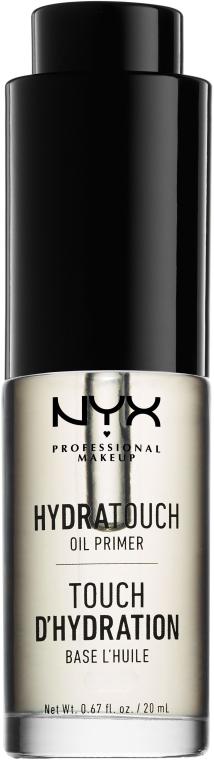 Праймер для лица с ухаживающими маслами - NYX Professional Makeup Hydra Touch Oil Primer