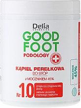 Парфумерія, косметика Ванна для ніг - Delia Cosmetics Good Foot Podology Nr 1.0