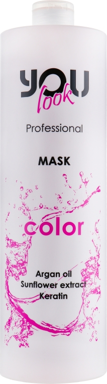 Маска для волос - You Look Professional Color Mask