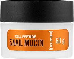 Духи, Парфюмерия, косметика Крем для лица с пептидами и муцином улитки - Bilena Cell Peptide Snail Muin Cream