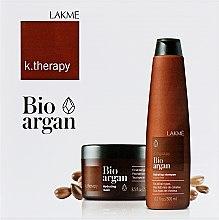 Духи, Парфюмерия, косметика Набор пробников с аргановым маслом для волос - Lakme K.Therapy Bio Argan