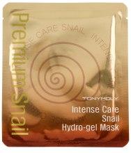 Духи, Парфюмерия, косметика Интенсивная улиточная гелевая маска - Tony Moly Intense Care Snail Hydro-gel Mask