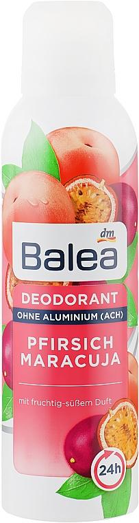 """Дезодорант аэрозольный """"Peach Maracuja"""" - Balea"""