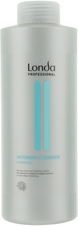 Шампунь для волос глубоко очищающий - Londa Professional Specialist Intensive Cleanser Shampoo