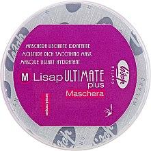 Духи, Парфюмерия, косметика Разглаживающая и увлажняющая маска - Lisap Ultimate Plus Moisture Rich Smoothing Mask