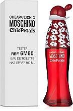 Moschino Cheap And Chic Chic Petals - Туалетна вода (тестер з кришечкою) — фото N2