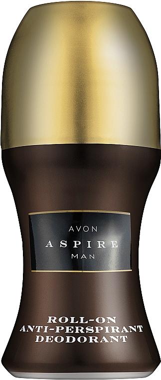 Avon Aspire Man - Дезодорант-антиперспирант с шариковым аппликатором