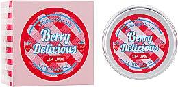 Духи, Парфюмерия, косметика Бальзам для губ с экстрактом клубники - Etude House Berry Delicious Strawberry Lip Jam