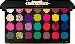 Парфумерія, косметика Палетка тіней для повік - Makeup Revolution X Patricia Bright Eyeshadow Palette