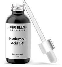 Гель для лица с гиалуроновой кислотой - Joko Blend Hyaluronic Acid Gel — фото N2