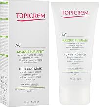 Духи, Парфюмерия, косметика Очищающая маска для жирной и комбинированной кожи - Topicrem AC Purifying Mask