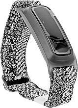 Духи, Парфюмерия, косметика Фитнес-браслет - Huawei Band 4e (AW70) Black Misty Grey