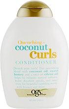 Духи, Парфюмерия, косметика Кондиционер для вьющихся волос - OGX Coconut Curls Conditioner