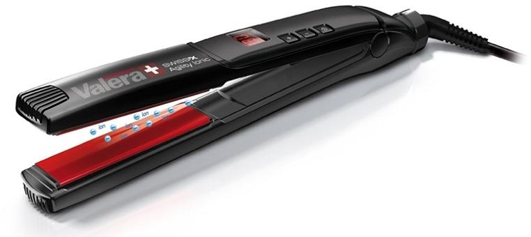 Профессиональный выпрямитель для волос 100.20/I, черный - Valera SWISS'X Agility Ionic