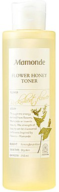 Тоник для лица - Mamonde Flower Honey Toner — фото N1