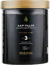 Духи, Парфюмерия, косметика РАСПРОДАЖА Завершающая маска - Salerm Kaps Filler Smoothing Therapy 3 Mask *