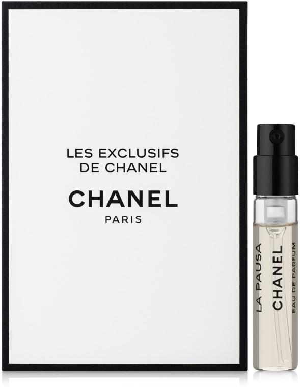 Chanel Les Exclusifs de Chanel La Pausa - Парфюмированная вода (пробник)