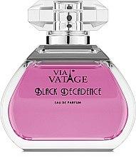 Духи, Парфюмерия, косметика Via Vatage Black Decadence - Парфюмированная вода