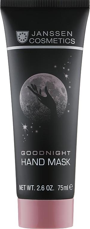 Маска для рук - Janssen Cosmetics Goodnight Hand Mask