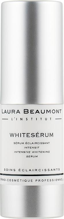 Отбеливающая сыворотка - Laura Beaumont Whiteserum Intensive Whitening Serum