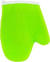 Духи, Парфюмерия, косметика Мочалка-рукавичка, 7989, салатовая - SPL Shower Glove