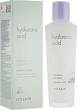 Парфумерія, косметика Зволожувальна емульсія з гіалуроновою кислотою - It's Skin Hyaluronic Acid Moisture Emulsion